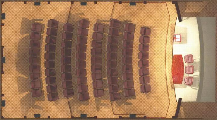 Конференц кинотеатр / Конференц залы Кинотеатры Интерьеры Деловые зоны