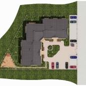 Европейский дворик / Фасады Коттеджи Архитектура