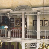 Гостиная с камином / Коттеджи Камины Интерьеры Гостиные Английский стиль