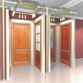 Стенды для дверей / Конструкции Детали