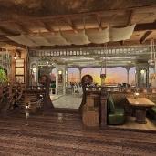 Ресторан Адмирал / Этника Танцполы Рестораны Морская тема Кафе Интерьеры Бары
