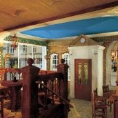 Немецкая пивная / Рестораны Кафе Интерьеры Бары
