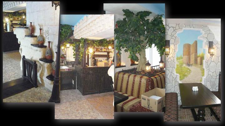Ресторан Суфра / Этника Рестораны Кафе Интерьеры Восточный стиль Бары