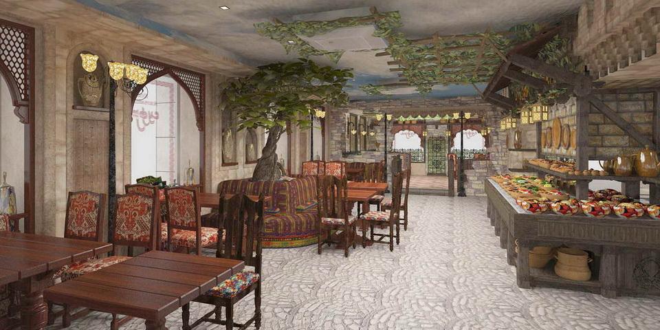 Ресторан Суфра